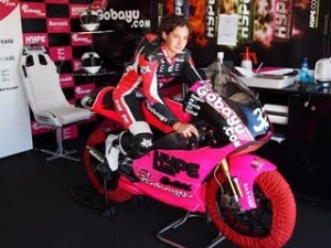 Ana Carrasco Joins Vi 241 Ales In Moto3 Gpxtra