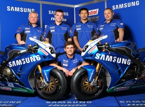 Alex Lowes and Ryuichi Kiyonari will be ready to challenge for the 2013 BSB title