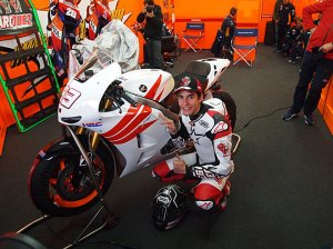 I think Marc Marquez will be a serious title contendor nxt season.