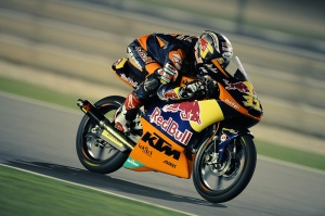 The 2013 RBR KTM's will be similar to the title winning bike of Sandro Cortese.