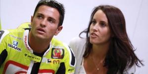 Randy De Puniet will marry long term girlfriend Lauren Vickers on Sunday