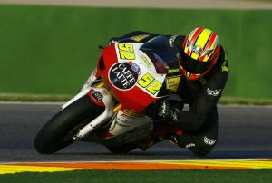 The former 125cc rider will be back in the Grand Prix paddock next season.