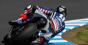Spies cites the Yamaha's characteristics as a problem for him in 2012.