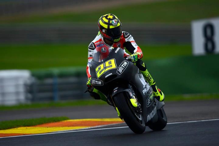 Energy T.I will only be sponsoring the Pramac bike of Andrea Iannone.
