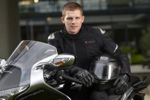 Stefan Bradl will be using AGV helmets in 2013.
