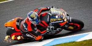 Colin Edwards' NGM Forward racing team are one of the teams electing for the control ECU in 2013.
