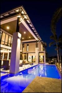 Casey Stoner's brand new house looks spectacular.
