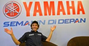 Rossi was speaking as Yamaha helped unveil the new S