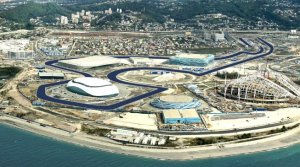 The Sochi Circuit in Russia wants to add MotoGP to F1 on it's calender.
