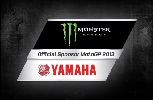 Yamaha have their first title sponsor since Rossi's departure.