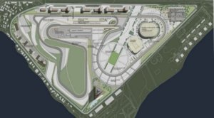 The new circuit in Rio could be hosting MotoGP racing from 2014.