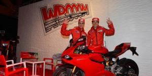 Dovi and Hayden have been speaking at the official Wrooom event.