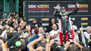Next year we will have 19 riders on the SBK grid, but Biaggi won't be there.