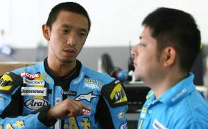 Aoki has confirmed that Suzuki will be testing at Montmelo at the post race test.