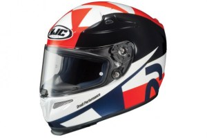 And the helmet that Pramac's Ben Spies will be wearing in 2013.