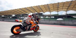 Dani Pedrosa makes it four from four in Sepang.