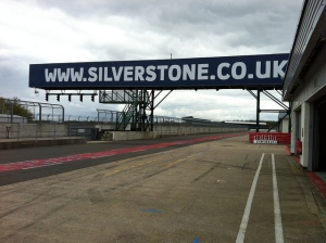 The WSBK round will be also run out of the National Pit.