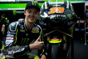 Bradley Smith isn't going to get ahead of himself in his first season in MotoGP.