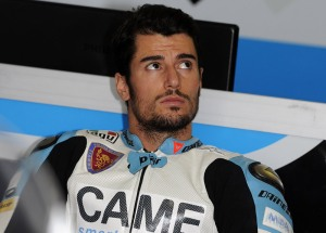 The Italian is hoping for a more success 2013 with his new team.