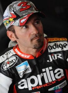 It looks like we will see Biaggi back racing, but where, and on what isn't clear yet!