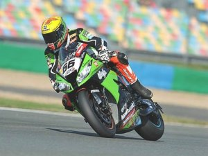 Sykes looks to have shaken off his injuries ahead of the season race of the season.