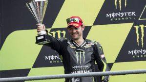 It was a MotoGP career best second place for Crutchlow in France.