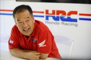 Nakamoto has been discussing the new Honda production racer.