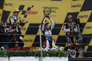 Marquez has good authority to comment on the Moto2 world title.