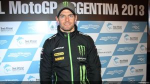 Crutchlow will be the first man to complete a MotoGP lap around the new circuit.