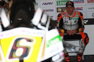 Stefan Bradl's LCR stay is expected to go into a third year in 2014.