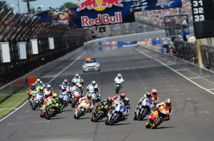 2014 will see a return to the Brickyard for MotoGP.
