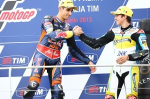 Salom and Viñales will join forces next season in Moto2.