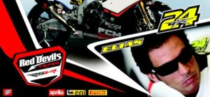Elias will spend the remainder of the season in the WSBK paddock.